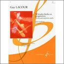 【輸入楽譜】ラクール, Guy: 50のやさしく発展的な練習曲 第2巻
