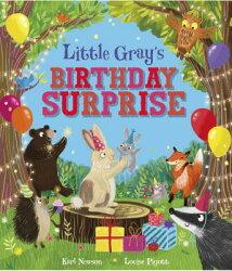 Little Gray's Birthday Surprise