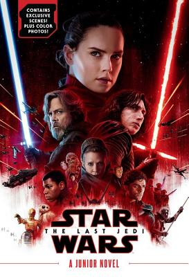 Star Wars: The Last Jedi Junior Novel SW THE LAST JEDI JR NOVEL M/TV [ Michael Kogge ]
