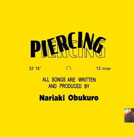 【楽天ブックス限定先着特典】Piercing【完全生産限定アナログ盤】(オリジナルポストカード) [ 小袋成彬 ]