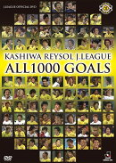 KASHIWA REYSOL J.LEAGUE ALL1000 GOALS