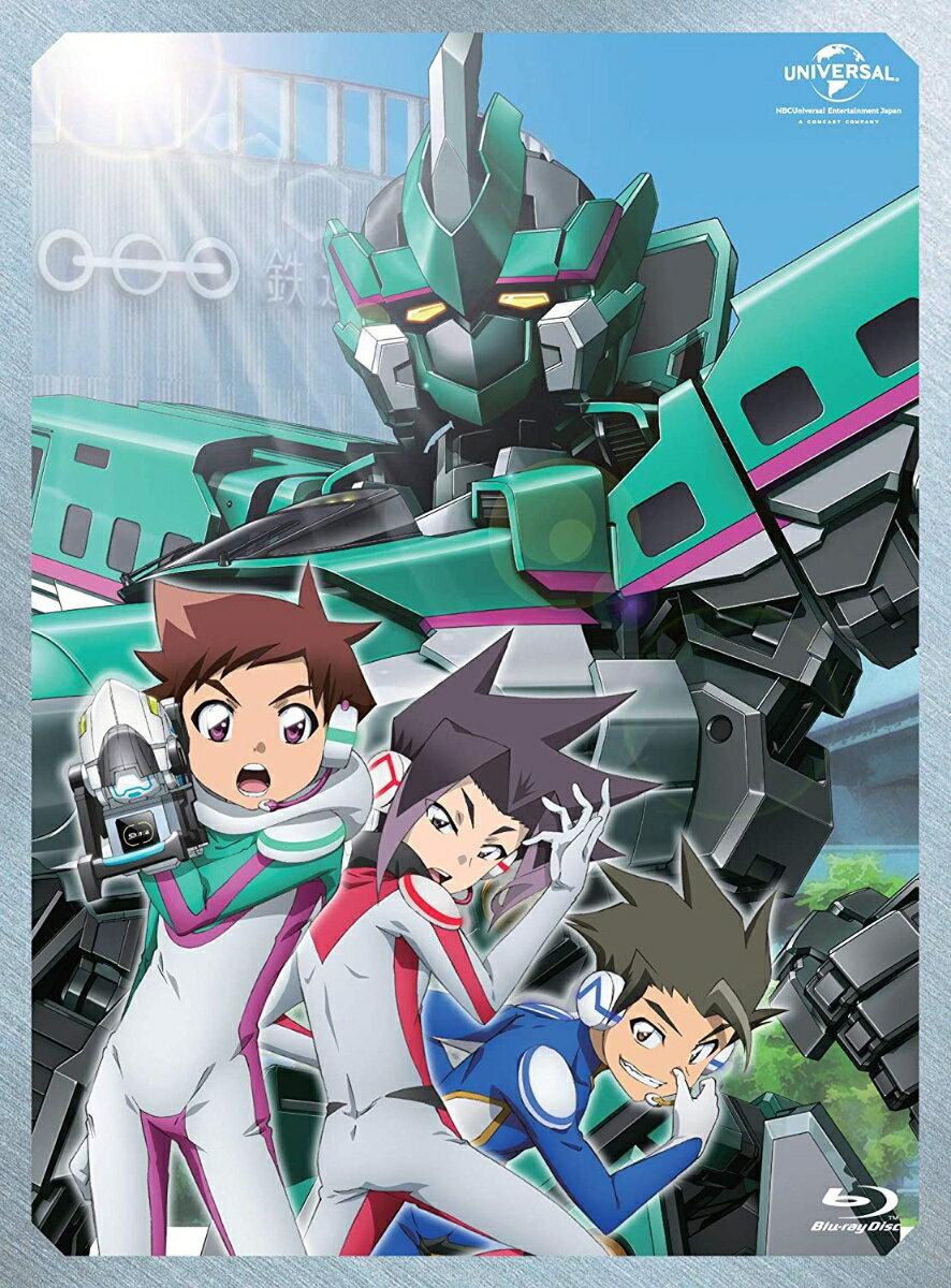 新幹線変形ロボ シンカリオンBlu-ray BOX1(通常版)【Blu-ray】 [ あおのゆか ]