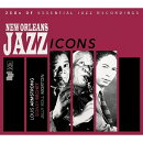 【輸入盤】New Orleans Jazz Icons