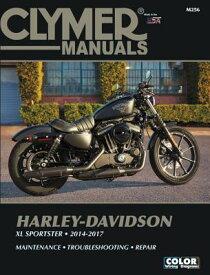 Harley-Davidson XL Sportster 2014-2017 HARLEY-DAVIDSON XL SPORTSTER 2 (Clymer Powersport) [ Clymer Publications ]
