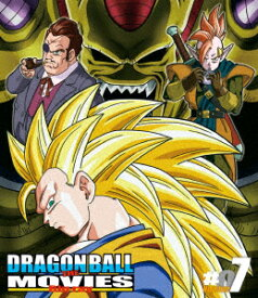 DRAGON BALL THE MOVIES ♯07【Blu-ray】 [ 野沢雅子 ]