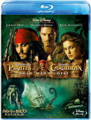 パイレーツ・オブ・カリビアン/デッドマンズ・チェスト【Blu-ray】【Disneyzone】