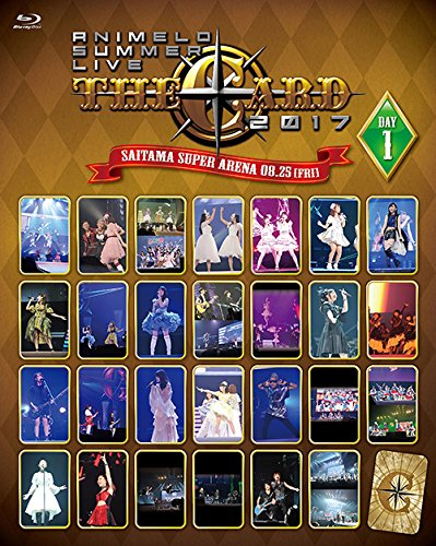 Animelo Summer Live 2017-THE CARD-8.25【Blu-ray】 [ (V.A.) ]