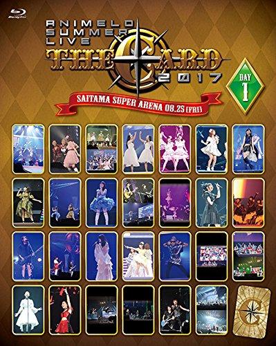 Animelo Summer Live 2017-THE CARD-8.25【Blu-ray】 [ (V.A.) ]