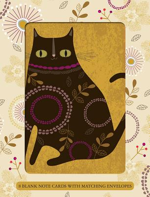 Quirky Cats Boxed Notecards QUIRKY CATS BOXED NOTECARDS [ H. Yafai ]