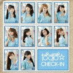 CHECK-INCHECK-IN(初回限定CD+DVD) [ ぱすぽ☆ ]