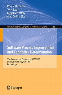 SoftwareProcessImprovementandCapabilityDetermination:11thInternationalConference,Spice2011