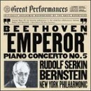 【輸入盤】Piano Concerto.5: Serkin / Bernstein / Nyp