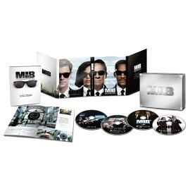 メン・イン・ブラック 4ムービー・コレクターズBOX(ブルーレイセット)(初回生産限定)【Blu-ray】 [ クリス・ヘムズワース ]
