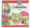 2018 Gooseberry Patch Wall Calendar CAL 2018-GOOSEBERRY PATCH WALL [ Gooseberry ...
