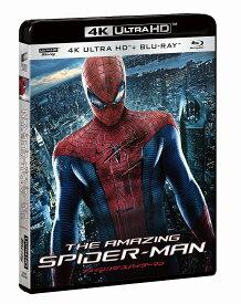 アメイジング・スパイダーマン 4K ULTRA HD&ブルーレイセット(4K ULTRA HD+ブルーレイ) 【4K ULTRA HD】 [ アンドリュー・ガーフィールド ]