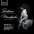 【輸入盤】ベートーヴェン:ピアノ協奏曲第4番、メンデルスゾーン:二重協奏曲 ミンジョン・キム、クレメンス・シ…
