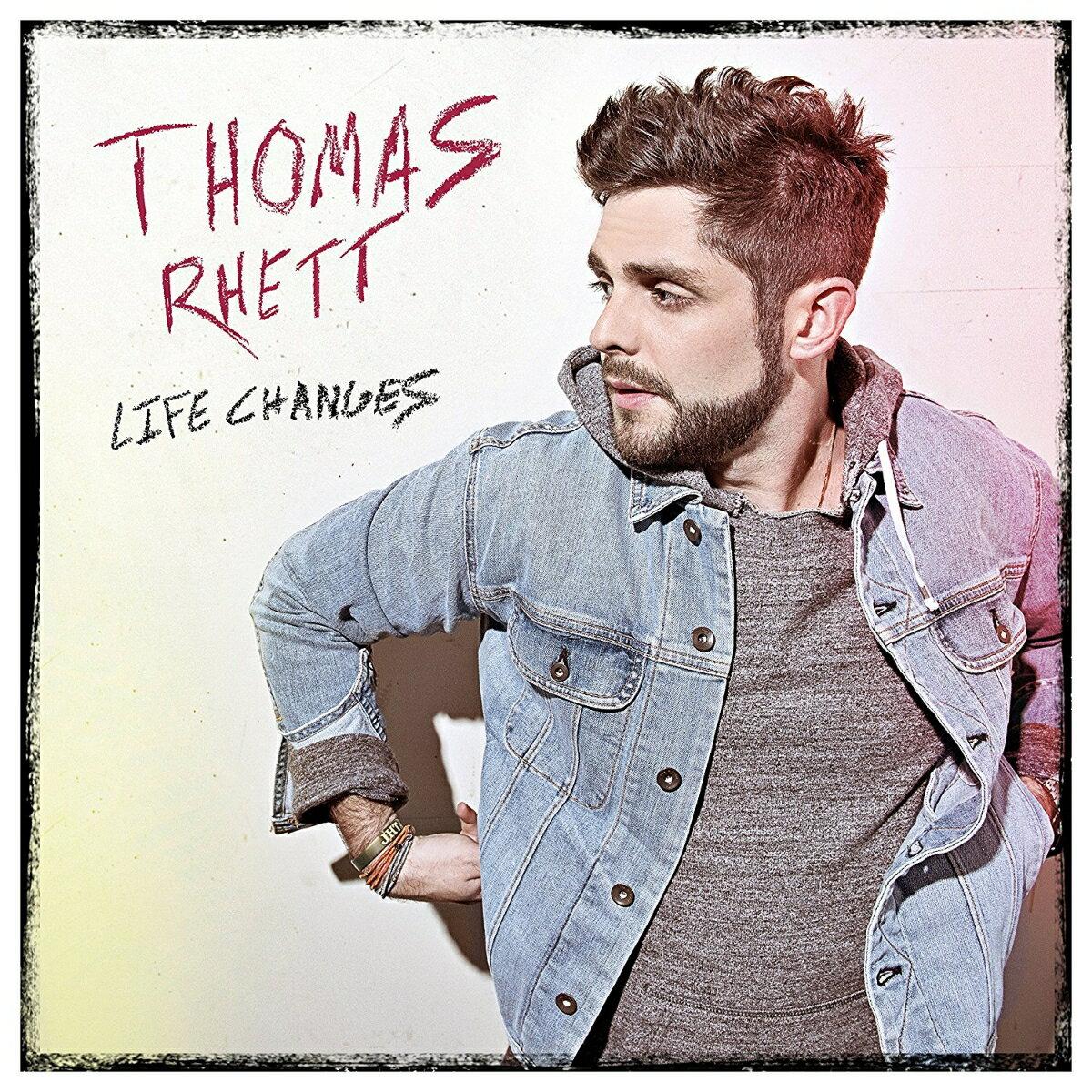 【輸入盤】Life Changes [ Thomas Rhett ]