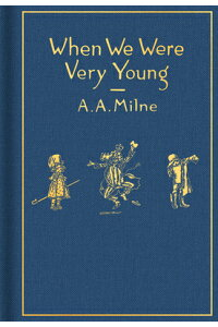WhenWeWereVeryYoung:ClassicGiftEditionWHENWEWEREVERYYOUNGCLASSI(Winnie-The-Pooh)[A.A.Milne]