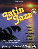 Jamey Aebersold Jazz -- Latin Jazz, Vol 74: Book & CD