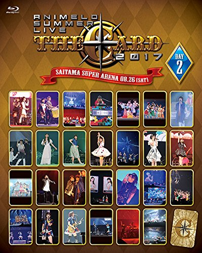 Animelo Summer Live 2017-THE CARD-8.26【Blu-ray】 [ (V.A.) ]
