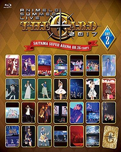 Animelo Summer Live 2017-THE CARD-8.26【Blu-ray】 [ (V.A.) ]