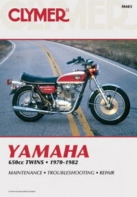 Yamaha650ccTwins,1970-1982:Service,Repair,Maintenance