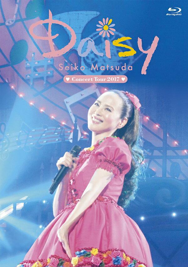 Seiko Matsuda Concert Tour 2017 Daisy(初回限定盤)【Blu-ray】 [ 松田聖子 ]