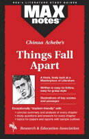 Things Fall Apart (Maxnotes Literature Guides)【バーゲンブック】