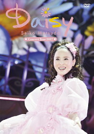 Seiko Matsuda Concert Tour 2017 Daisy(初回限定盤) [ 松田聖子 ]