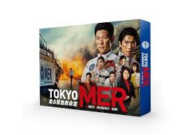 TOKYO MER~走る緊急救命室~ DVD-BOX [ 鈴木亮平 ]