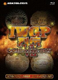 IWGP烈伝COMPLETE-BOX 7 Blu-ray-BOX【Blu-ray】 [ 武藤敬司 ]