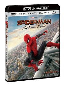 スパイダーマン:ファー・フロム・ホーム 4K ULTRA HD & ブルーレイセット(初回生産限定)【4K ULTRA HD】 [ トム・ホランド ]