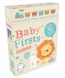 Baby Firsts: Record Cards for Baby's Important Milestones!