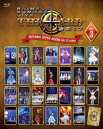 Animelo Summer Live 2017-THE CARD-8.27【Blu-ray】 [ (V.A.) ]