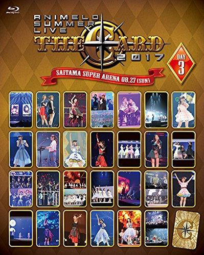 Animelo Summer Live 2017-THE CARD-8.27【Blu-ray】 [ (V.A.) ]