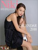 【壁掛】Niki(2018カレンダー)