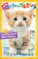 猫たちからのプレゼント ケガしたミィミィが教えてくれたこと