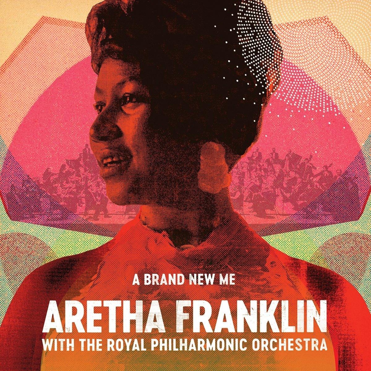 【輸入盤】Brand New Me: Aretha Franklin: (With The Royal Philhamonic Orchestra) [ Aretha Franklin ]