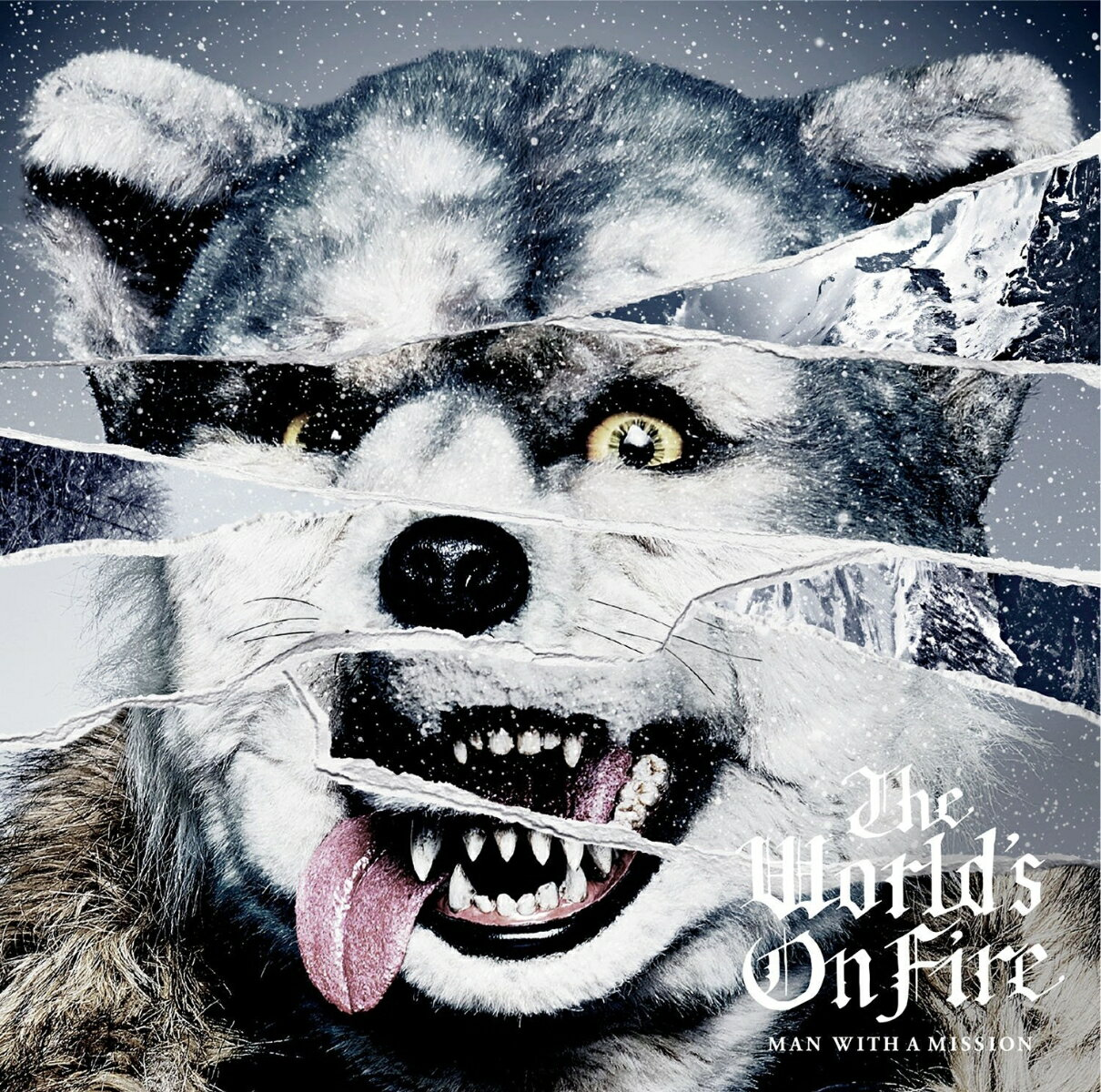 The World's On Fire [ MAN WITH A MISSION ]
