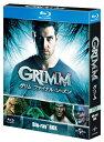 GRIMM/グリム ファイナル・シーズン ブルーレイBOX【Blu-ray】 [ デヴィッド・ジュントーリ ]