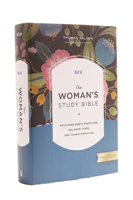 NIV, the Woman's Study Bible, Hardcover, Full-Color: Receiving God's Truth for Balance, Hope, and Tr NIV THE WOMANS STUDY BIBLE HAR [ Dorothy Kelley Patterson ]