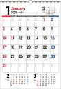 2021年 書き込み式シンプルカレンダー A2タテ【K14】 [ 永岡書店編集部 ]