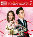 私のキライな翻訳官 DVD-BOX2 [ ヤン・ミー ]
