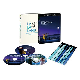 ラ・ラ・ランド 4K ULTRA HD+本編Blu-ray+特典Blu-ray<3枚組>【4K ULTRA HD】 [ ライアン・ゴズリング ]