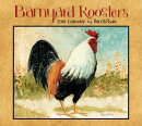 Barnyard Roosters 2018 Deluxe Wall Calendar