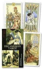 Decameron Tarot Deck: Boxed 78-Card Set [With Instruction Booklet] [With Instruction Booklet] SPA-DECAMERON TAROT DECK 78PK [ Lo Scarabeo ]