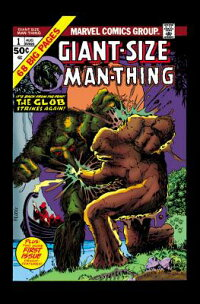 Man-Thing:TheCompleteCollection,Volume2[SteveGerber]