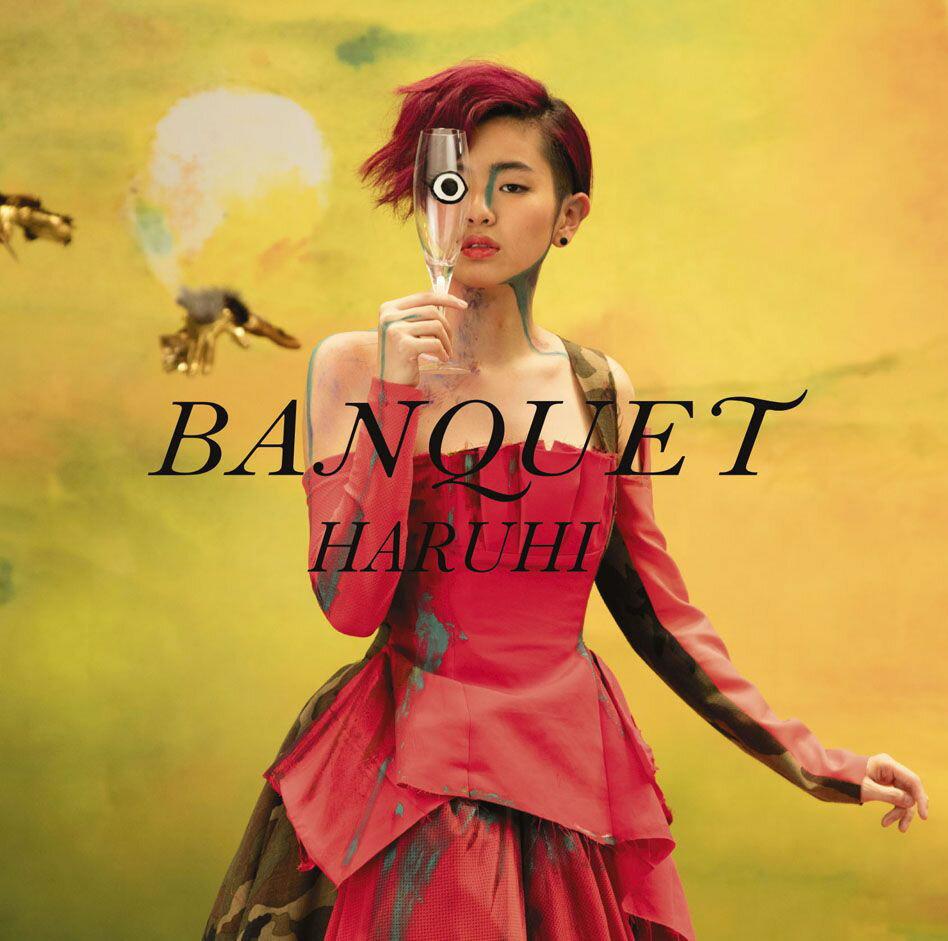 BANQUET (初回限定盤 CD+DVD) [ HARUHI ]