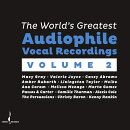 【輸入盤】World's Greatest Audiophile Vocal Recordings Vol.2