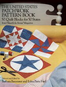 """The United States Patchwork Pattern Book: 50 Quilt Blocks for 50 States from """"Hearth & Home"""" Magazin"""